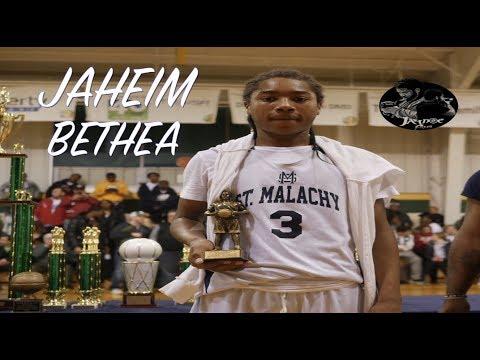 Jaheim Bethea 8th Grade Highlight mix