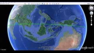 The Equator 12,500 Years Ago?