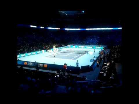 ATP Finals from Block 117 at The O2