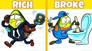 RICH BOYFRIEND vs BROKE BOYFRIEND