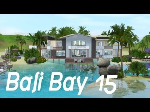 The Sims 3 House Building - Bali Bay 15 | Speed Build