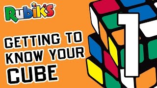 How To Solve A Rubiks Cube Official Tutorial Part 1
