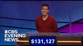 """""""Jeopardy!"""" contestant surpasses $1 million in record time"""
