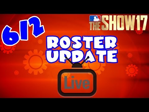 6/2 ROSTER UPDATE Part 2 - MLB The Show 17