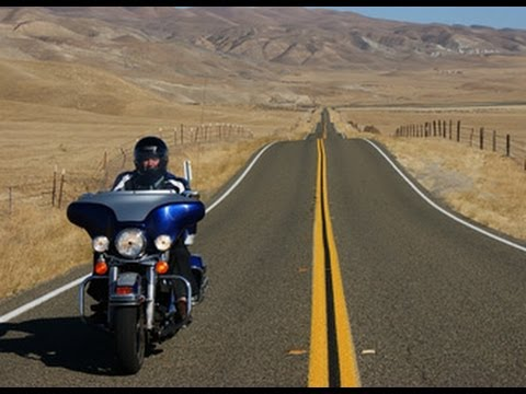 Let's Ride !  - motorcycle guide Southern California (Part 1 )