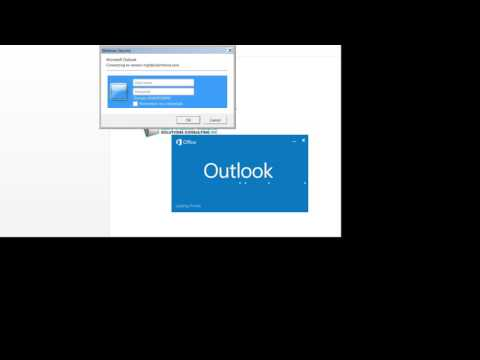 Add Shared Mailbox to Outlook