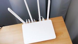 Впечатления от двух месяцев использования роутера Xiaomi Mi WiFi Router 3