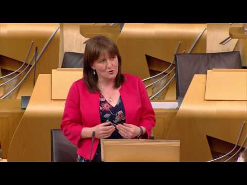 Lyme Disease, The Need To Do More - Scottish Parliament: 14 June 2017