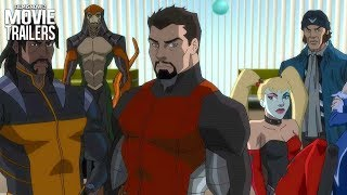 Suicide Squad: Hell To Pay | Trailer for DC Animated Movie