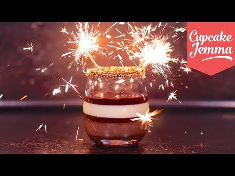 Layered Triple Chocolate Mousse | Cupcake Jemma