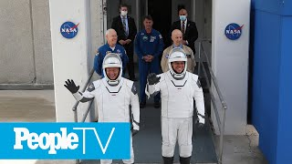 LIVE: SpaceX/Falcon 9 Rocket Launch At The Kennedy Space Center! | PeopleTV