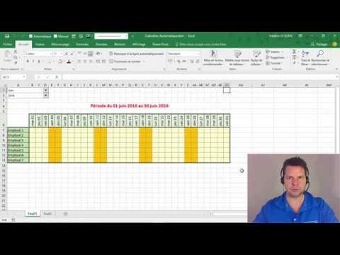 Fonction Date Excel pour créer des dates dynamiques