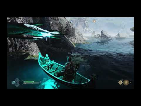 Give me God of War - Yggdrasil's Dew of Defense #2 location