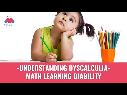 Understanding Dyscalculia: Math Learning Disability - Child Growth