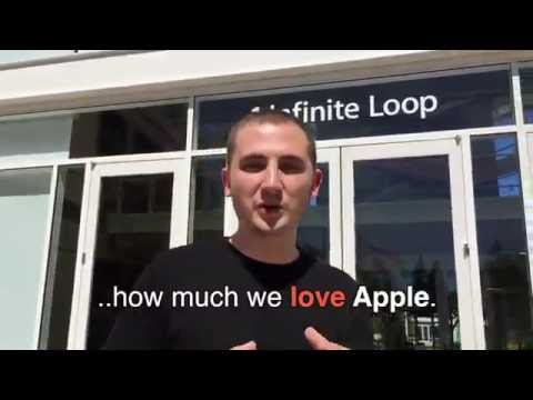Softorino at Apple HQ – Appeal from Josh Brown to all WALTR 1 users