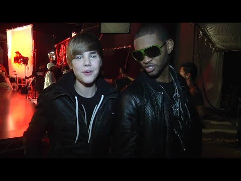 Behind the Scenes of SOMEBODY TO LOVE feat USHER