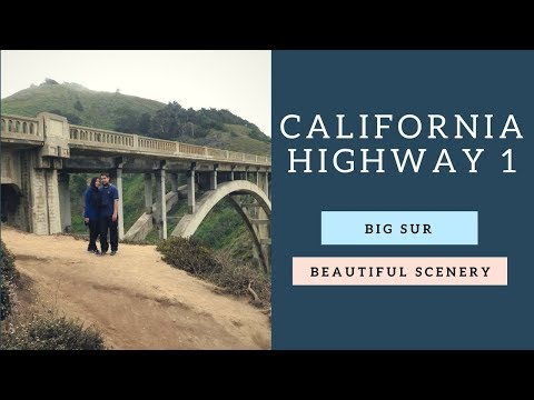 Cruising Down Highway 1 // Big Sur