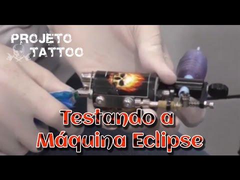 Testando a Máquina Eclipse