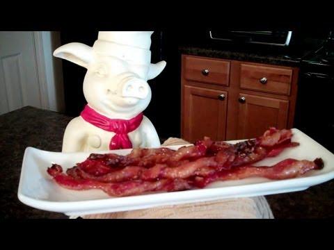 Sweet Bacon Twists