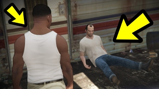 CAN YOU MEET TREVOR BEFORE HE IS INTRODUCED? (GTA 5)