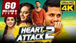 Heart Attack 2 (4K Ultra HD) Hindi Dubbed Full Movie | Nithin, Nithya Menen