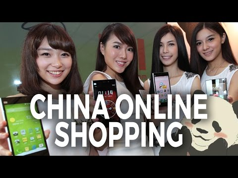 China Online Shopping - looking behind the Scenes