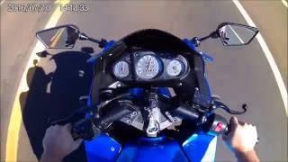 Gimenez Motovlog: Ninja 250 - Consumo Médio - PakVim net HD