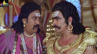 Actor Sayaji Shinde Scenes Back to Back   Yamudiki Mogudu Movie Comedy   Sri Balaji Video