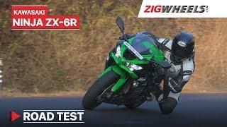 2019 Kawasaki ZX6R: Review: Sagar Sheldekar Official