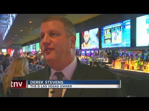 Derek Stevens, experts talk about gaming revenue