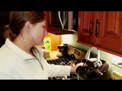 Keurig repair, won't brew due to lack of descaling and or clogged
