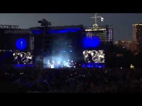 Pearl Jam- Wrigley- Release Clip