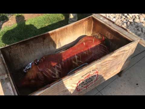 Chef Tim Grandinetti's Pig Pickin 2017 | Marie Sharp's Pepper Sauces