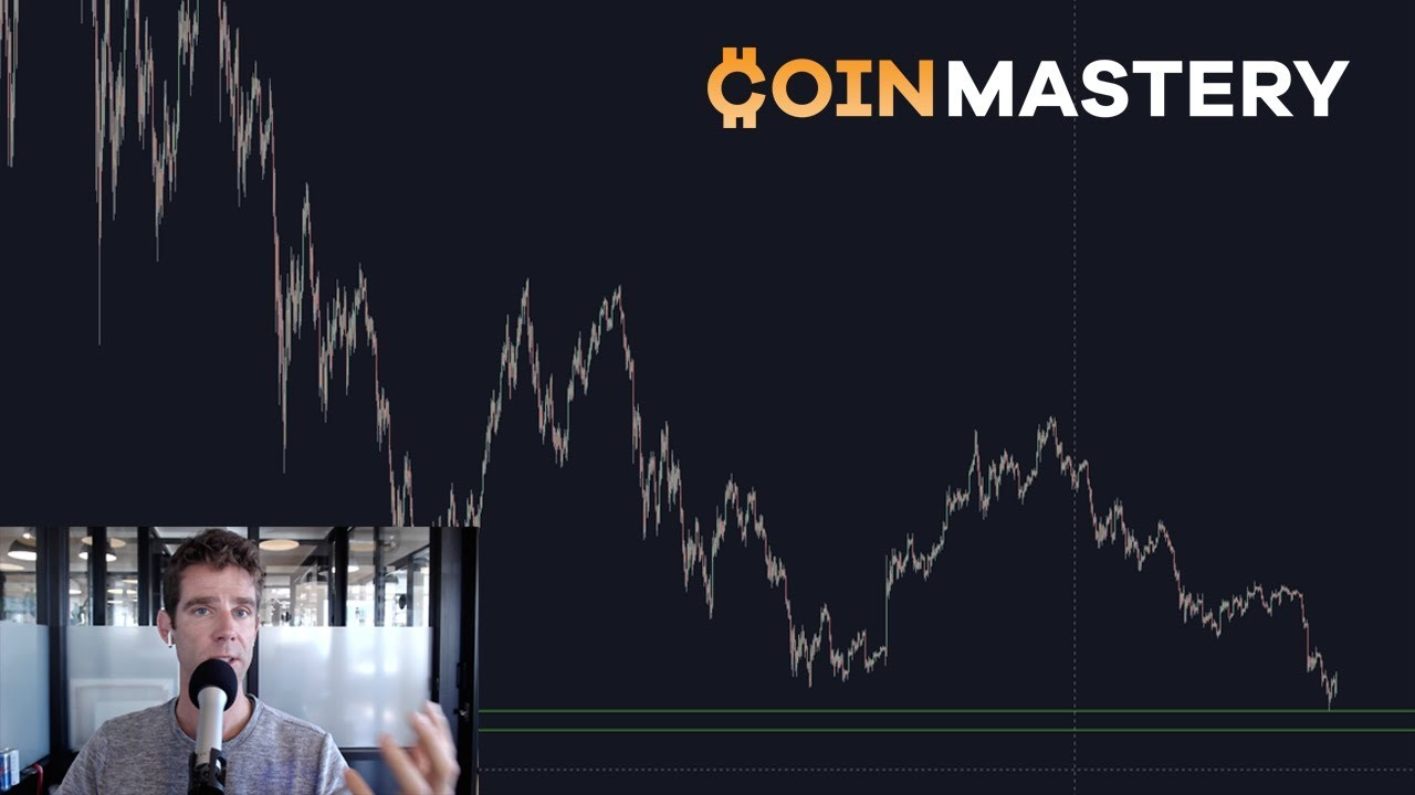 Relief Bounce or The Bottom Is In? ETH Setup, Order Books Analysis, Book Recommendations - Ep215