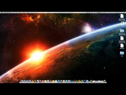How to use Windows Cut copy and paste on Mac OS X for free! Control X, C or V