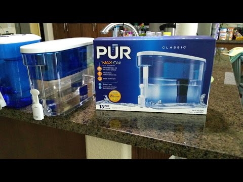 PUR 18 Cup Dispenser for Baby Formula Review & Thoughts
