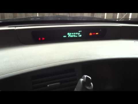 Gen1 Prius with valid key and immobilizer working properly
