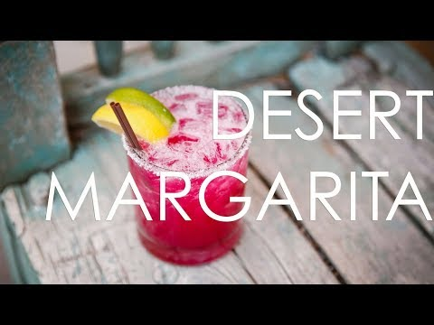 This Amazing Margarita Is Worth a Journey Through the Desert