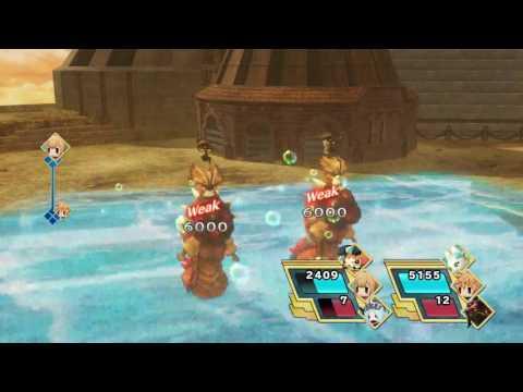 World of Final Fantasy Coliseum/Interventions Pt 3 Gilgamesh