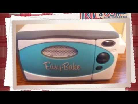 How to bake polymer clay with EASY BAKE OVEN!!