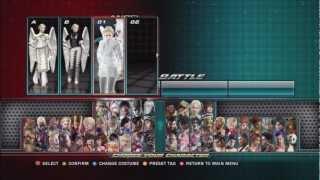 Tekken Tag Tournament 2: My Sister Playing Ghost Battle | Angel & Alisa Bosconovitch