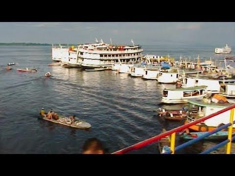 The Heart of Amazon - Manaus, Brazil