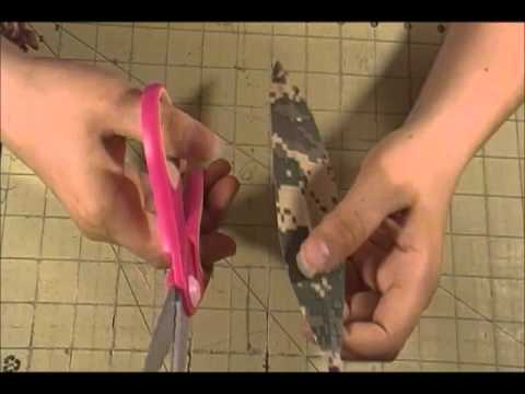 How to Make a Duct Tape Feather