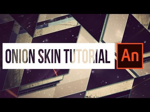 Onion skin tutorial - Adobe Animate 2017