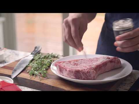FINEX Cross-Hatch Ribeye Steak