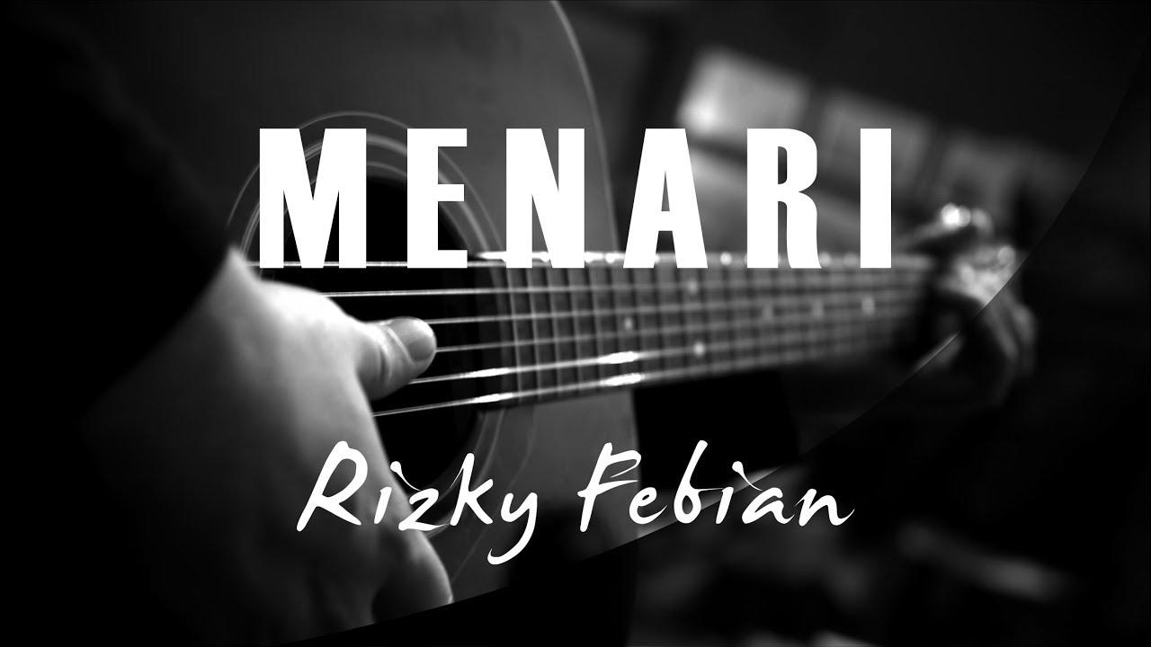 Download Menari - Rizky Febian ( Acoustic Karaoke ) MP3 Gratis