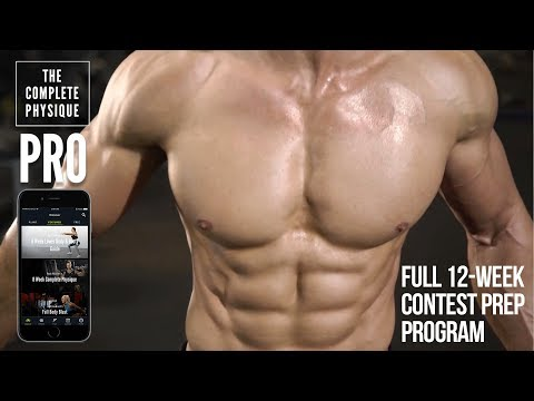 Rob Riches Complete Physique Pro - Fitplan App