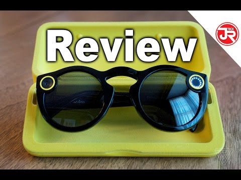 Snapchat Spectacles Review | Are SnapChat Spectacles Worth It?
