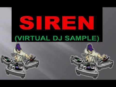 SIREN(VIRTUAL DJ)