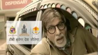 Samay pe jaanch, poora ilaaj: Amitabh Bachchan on TB